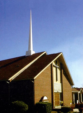 Simon Temple AME Zion Church