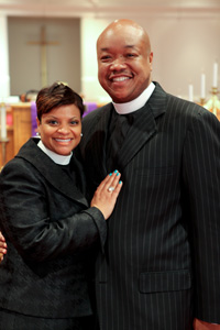 Pastor Bryan and First Lady Felica Thompson